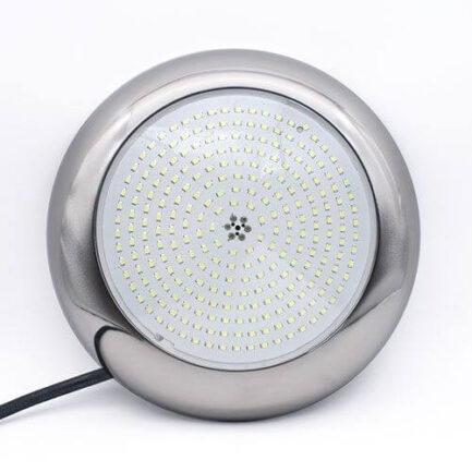 Накладной LED прожектор Bridge W4005-S252WHT в корпусе из нержавейки под бетон 18 Вт